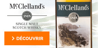 Whisky Mc Clellands