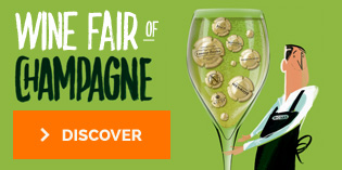 Wine fair of Champagne