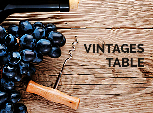 Vintages table