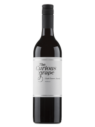 CURIOUS GRAPE SHIRAZ 2019