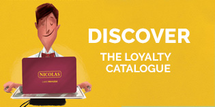 Download the loyalty catalogue