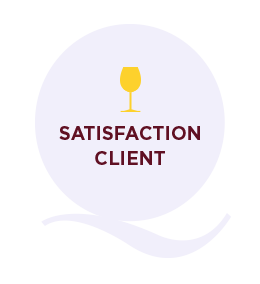 Satisfaction client
