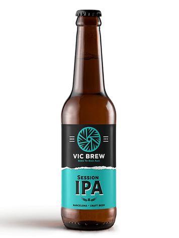 VIC SESSION IPA           33CL