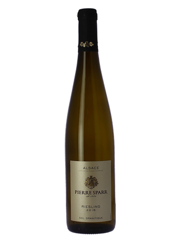 RIESLING PIERRE SPARR   2016