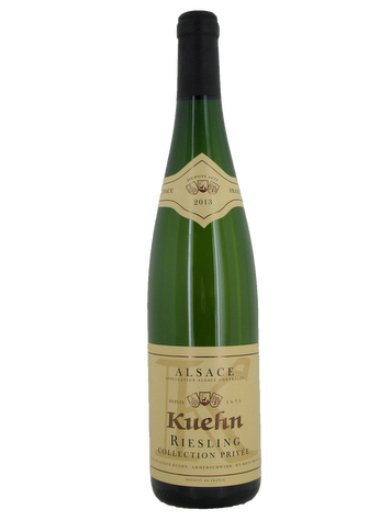 Riesling Collection Privée, Kuehn 2014