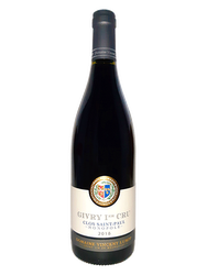 DOMAINE VINCENT LUMPP GIVRY ROUGE  2018