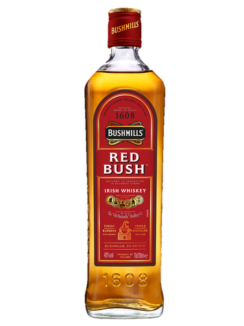 Red Bush Bushmills Irish Whiskey