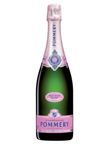 Champagne Pommery Brut Silver Rosé