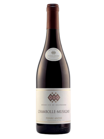 Pierre André - Chambolle-Musigny 2012