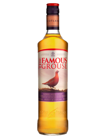 The Famous Grouse Special Presentation