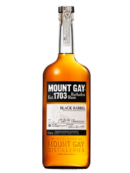 Rum Barbados Mount Gay Black Barrel