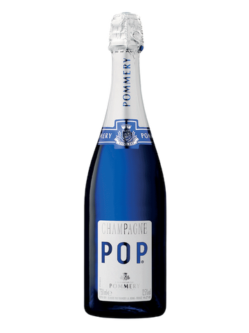 Champagne Pop de Pommery Extra-dry