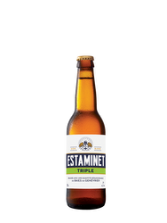 Estaminet Lager Beer 33 cl
