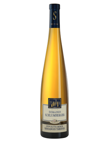 Gewurztraminer Vendanges Tardives 2012
