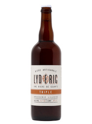 LYDERIC TRIPLE            75CL