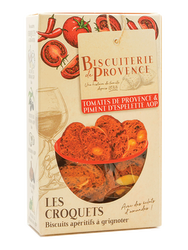 CROQUETS PROVENCE TOMATES 90GR