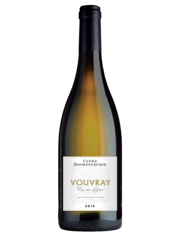Cuvée Rochefleurie-Vouvray 2015