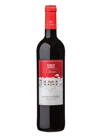 CHATEAU CALISSANNE ROUGE 2019