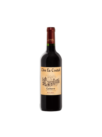 1/2 CAHORS CLOS COUTALE 2018