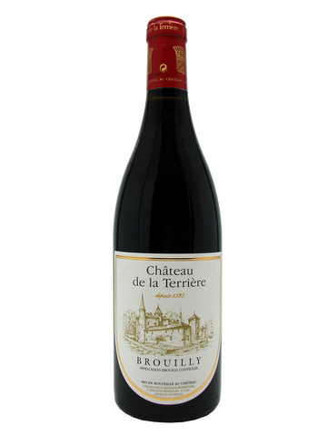 Beaujolais wines buy beaujolais wines for Brouilly chateau de la chaise