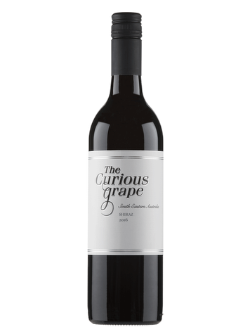 The Curious Grape Shiraz 2016