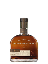 Woodford Reserve Double Oaked + Case