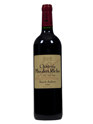 Chateau Moulin Riche 2008