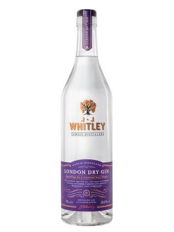 GIN JJ WHITLEY LONDON   40%VOL