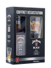 COFFRET JIM BEAM BLACK + 2VERRES