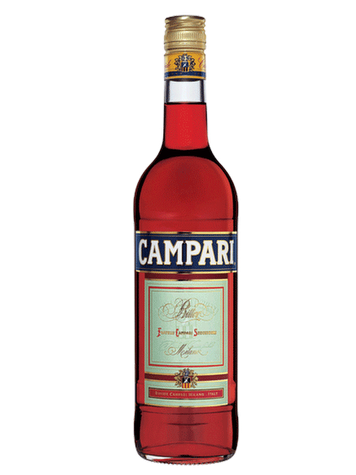 Campari Bitter + Tube