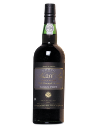 Porto King's Port 20 Years Old Red Crown