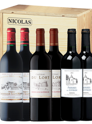 Flavors of Bordeaux