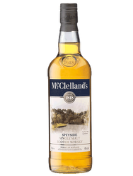 Mc Clelland's Malt Speyside
