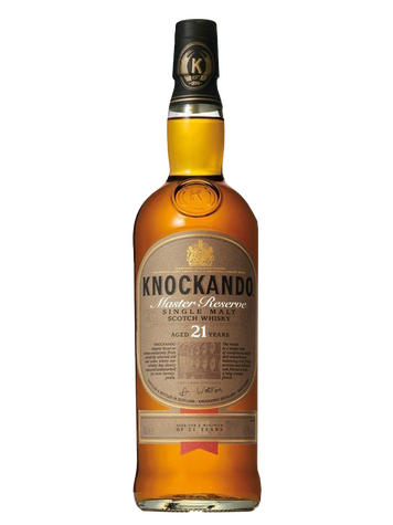 Knockando Master Reserve 21 Years Old