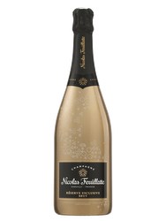 Champagne Nicolas Feuillatte Brut Reserve Edition Or