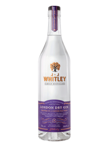 JJ Whitley London Dry 38,6%