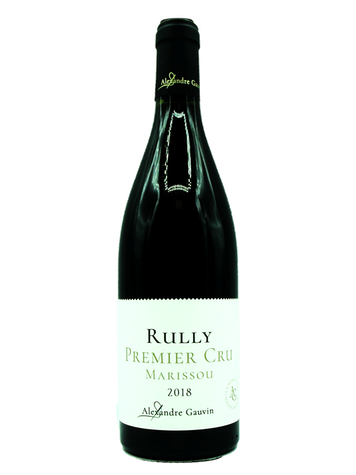 RULLY ROUGE GAUVIN ALEX   2018