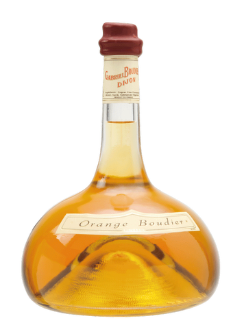 Liqueur Boudier Orange Paradoxale