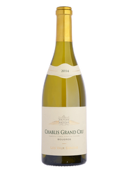 Chablis Grand Cru Bougros 2014