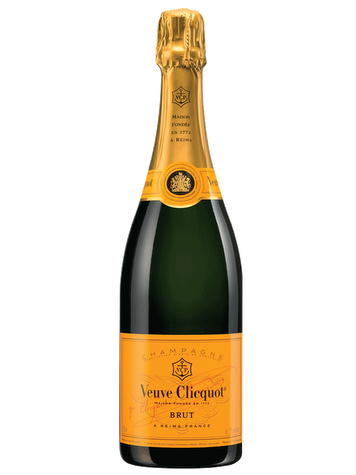 Champagne Veuve Clicquot Yellow Card Brut Special Presentation