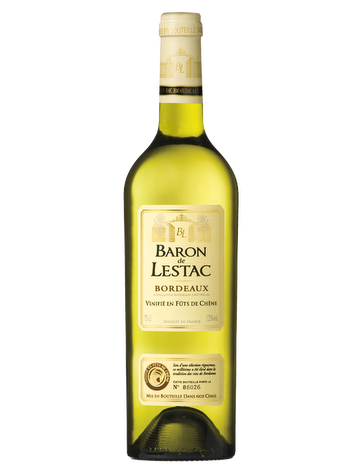 Baron De Lestac 2015 matured in oak barrels