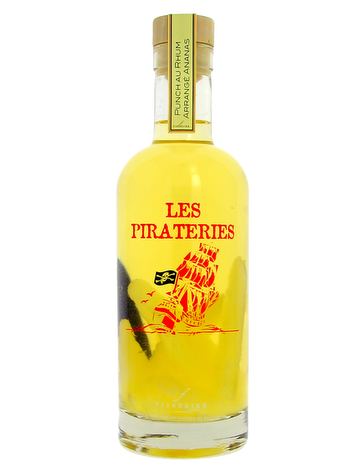 Les Pirateries 30° Ananas Vanille