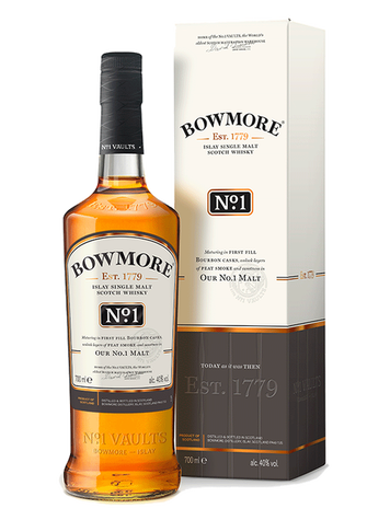 BOWMORE N°1 40%VOL