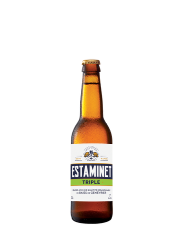 Bière Estaminet Blonde 33 cl
