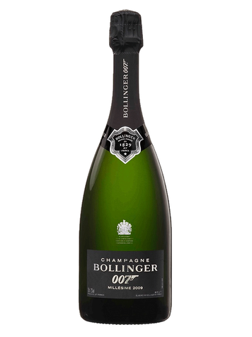 "Champagne Bollinger ""Dress To Kill"" 2009"